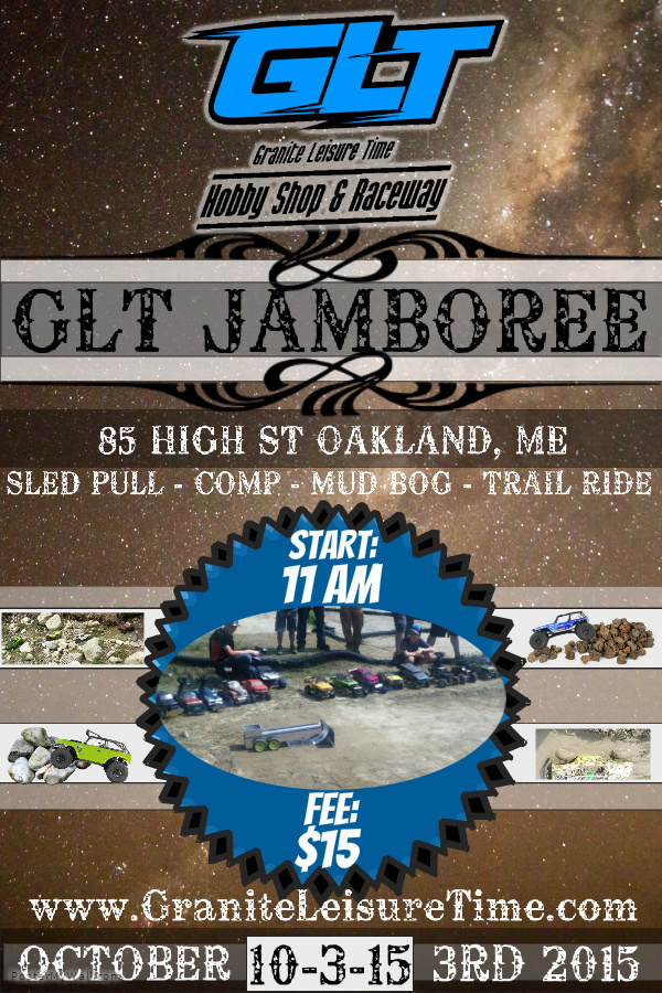 GLT Jamboree 2015 Flyer