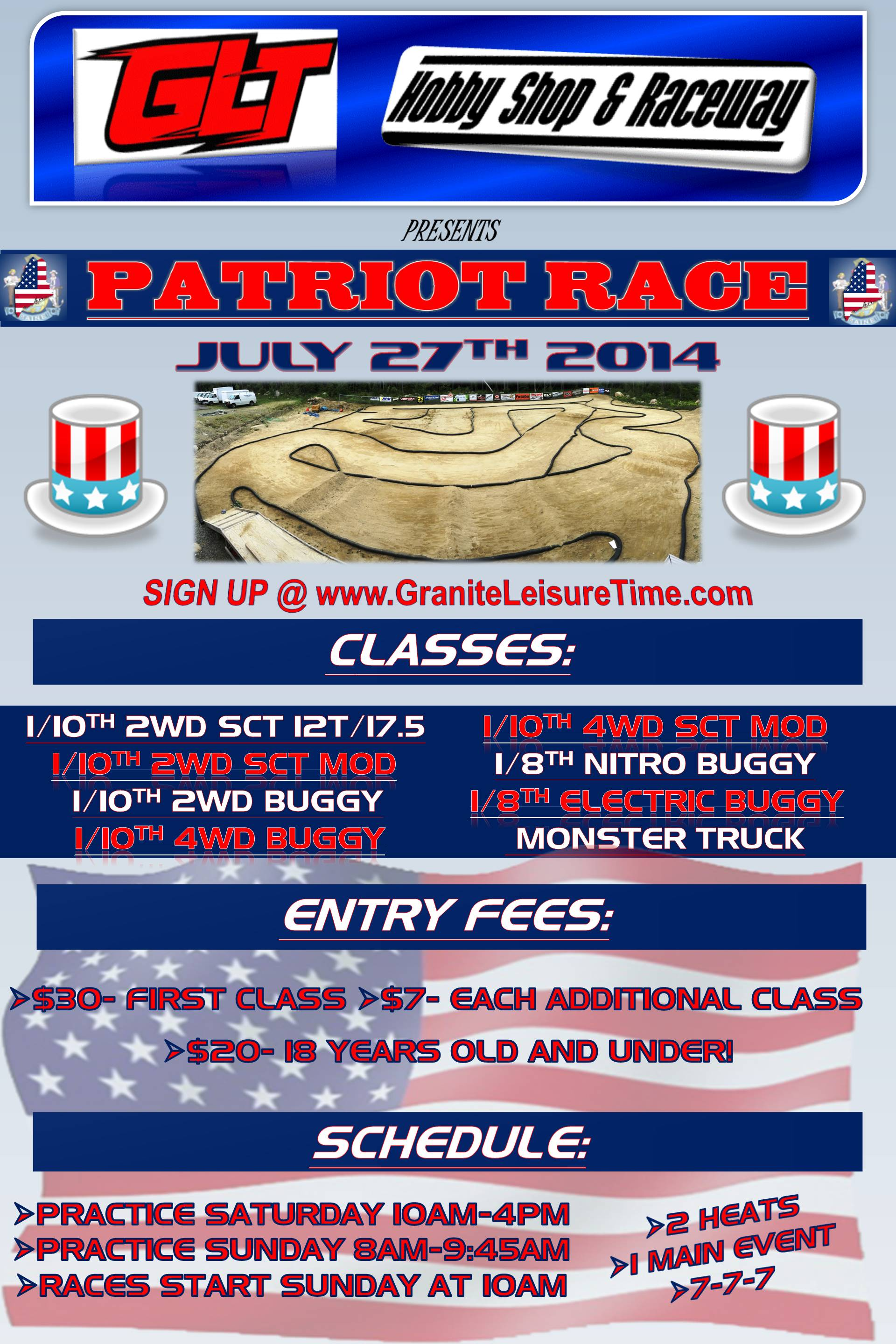 GLT Patriot Race 2014