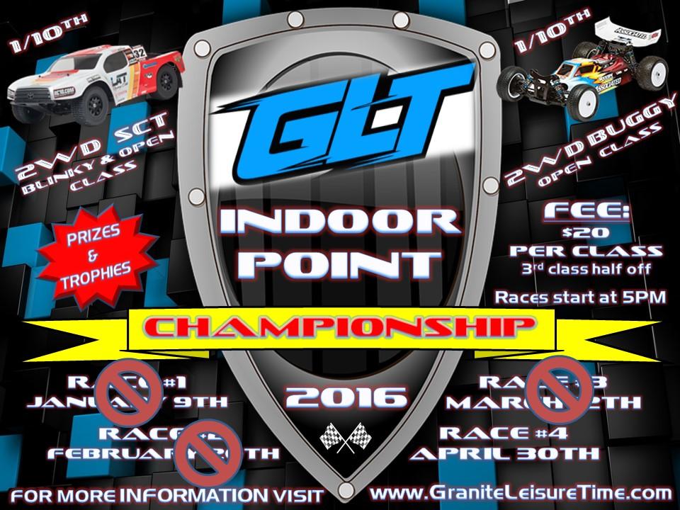 Indoor Point Campionship 2015-2016