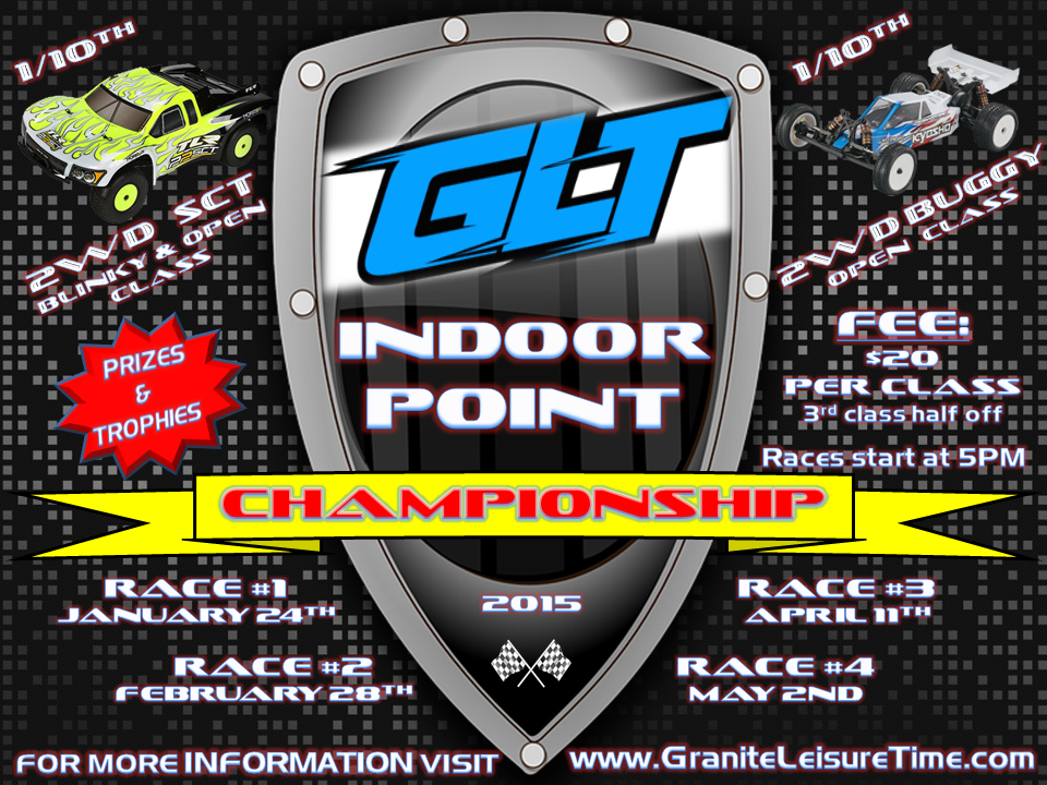 Indoor Point Championship Race #2 @ Granite Leisure TIme | Oakland | Maine | United States
