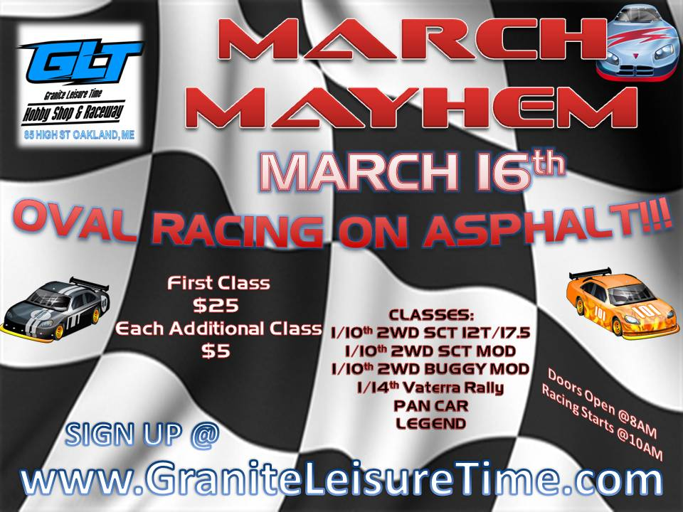 March Mayhem 2014