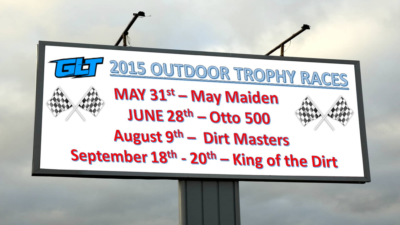 Outdoor 2015 Schedule Off-Road Racing
