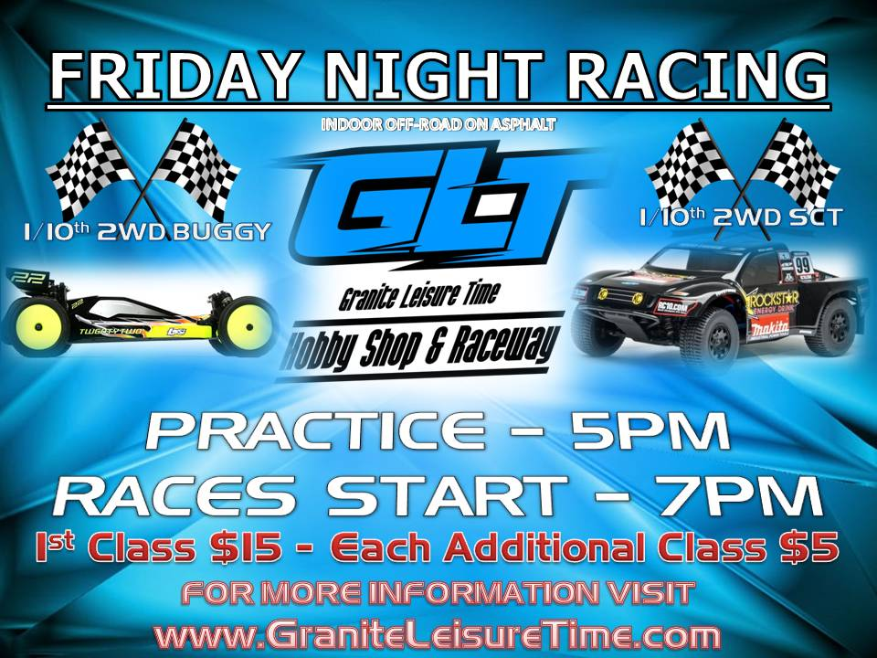 Friday Night Racing 2014