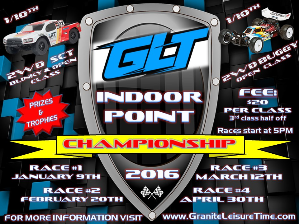 Indoor Point Championship Race #4 @ Granite Leisure Time | Oakland | Maine | United States