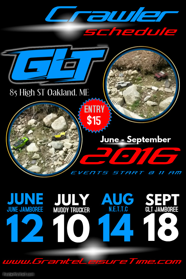 GLT JAMBOREE @ Granite Leisure Time | Oakland | Maine | United States